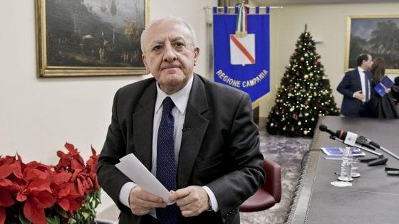 Presidente De Luca