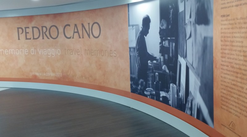 Mostra Pedro Cano Aeroporto di Napoli 002