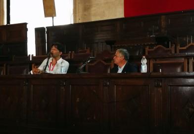"""Al Maschio Angioino presentata la rassegna: """" La Filosofia – il Castello e la Torre """""""