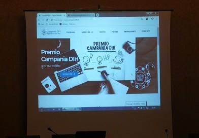 """Unione Industriali di Napoli  :presentato il Premio """" Campania Digital Innovation Hub """"."""