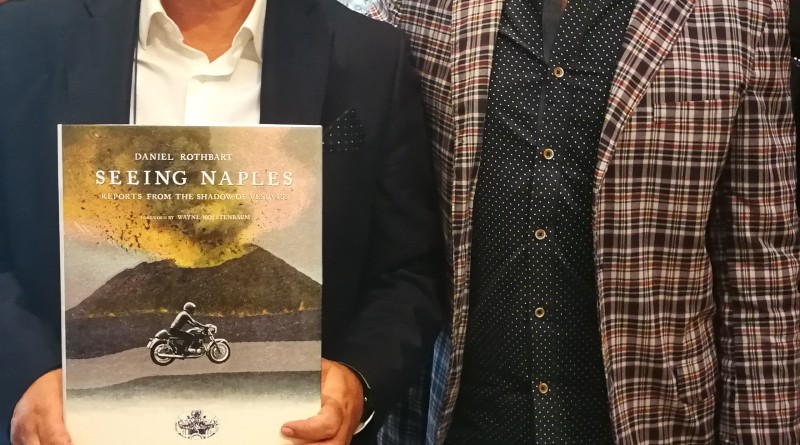 """""""Seeing Naples """" l'ultima opera di Daniel Rothbart presentata al Museo di Capodimonte"""
