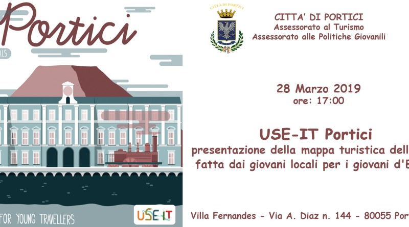 Invito presentazione USE-IT Portici