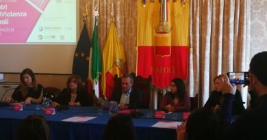 PALAZZO SAN GIACOMO: si allarga la rete dei Centri Antiviolenza per le donne