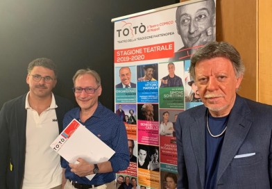 Nuova stagione teatrale al Teatro Totò