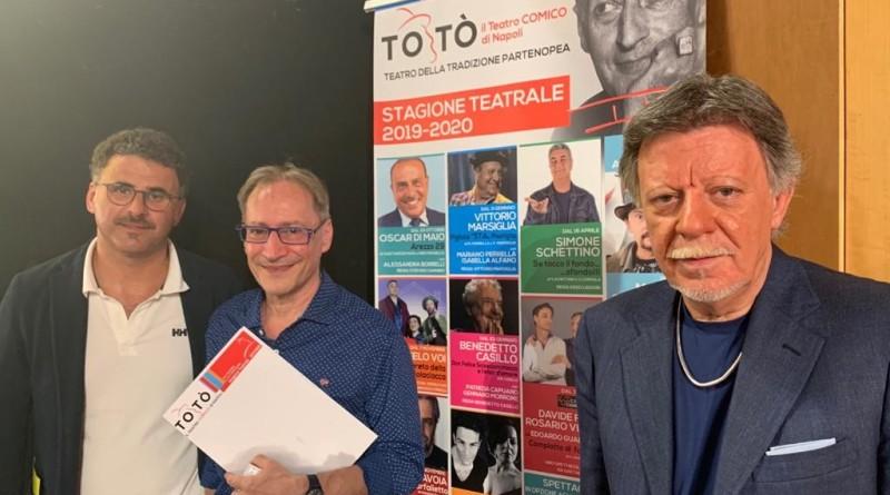 teatro totò conferenza 2019 2020 foto uno